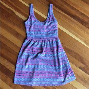 Scoop Neck Knit Dress